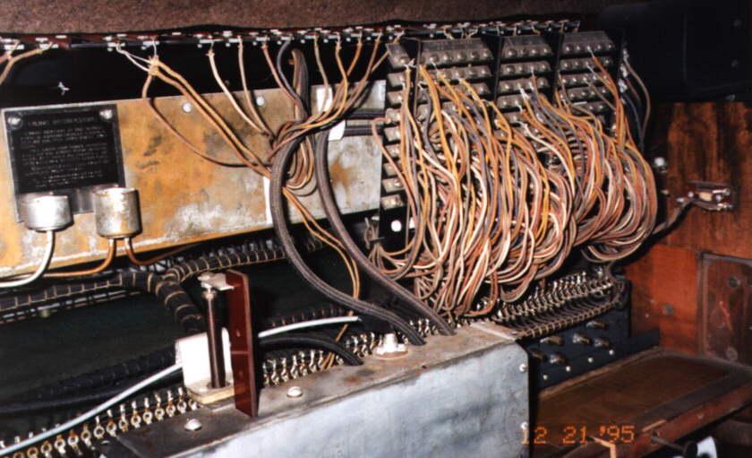 Hammond organ on