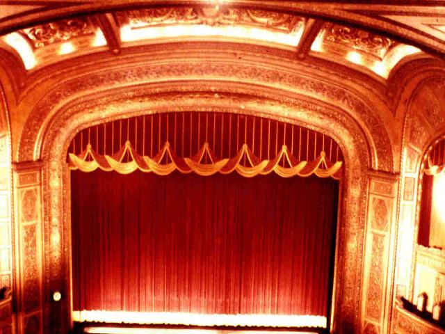 Stage Types – Proscenium Arch | Theatre Design