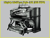 See and hear the Mighty MidiTzer Style 216 2/10 Virtual Theatre Pipe Organ.