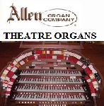 Click here to visit the official website of the Allen Organ Company, makers of fine digital theatre organs.