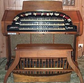 Conn 651 Theatre Organ for sale!