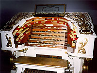 Featured Organ For The Month Of December, 2006 - Saint Louis Fox Theatre's 4/36 Mighty WurliTzer.