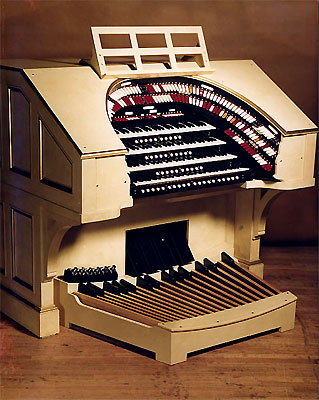 Click here to visit the official website for the George Wright Memorial 4/21 WurliTzer Theatre Pipe Organ installed at Grant Union High School in Sacramento, California.