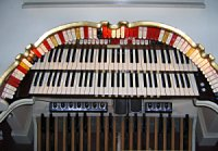 Click here to see the 2/11 Mighty WurliTzer installed at the Lafayette Theatre in Suffern, New York.