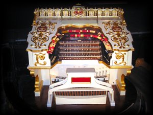 Click here to learn more about the 4/23 Wonder Morton Theatre Pipe Organ installed at the Loew's Jersey Theatre in Jersey City, New Jersey.