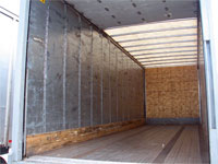 Click here to download a 2592 x 1944 JPG image shoving the empty 28-foot ABF trailer prior to loading Doc's cargo.
