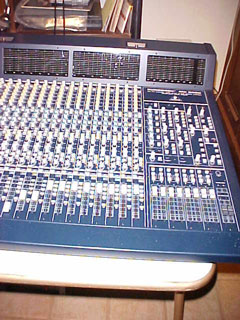 Click here to download a 480 x 640 JPG picture of the Behringer mixer board.