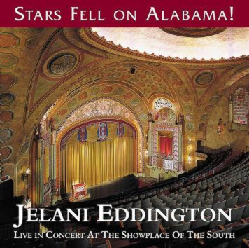 Click here to buy Jelani Eddington's fine CD entitled Stars Fell On Alabama.