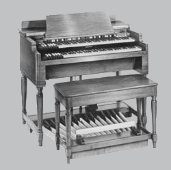 Visit Vintage Organs at http://www.vintageorgans.com/ to see and buy The Majestic Hammond B3.