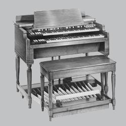 Visit VintageOrgans.com to buy a classic Hammond Tonewheel Organ.
