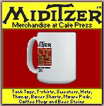 Click here to purchase Mighty MidiTzer Logo Merchandise from Russ Ashworth at the Cafe Press.
