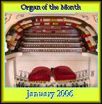 Click here to see the 3/24 Mighty Kimball Theatre Pipe Organ installed at Bob Markworth's residence in Omaha, Nebraska, the Feaured Organ of the Month for January.