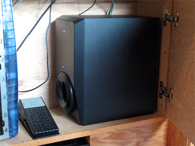 Click here to download a 2592 x 1944 JPG image showing the new subwoofer.