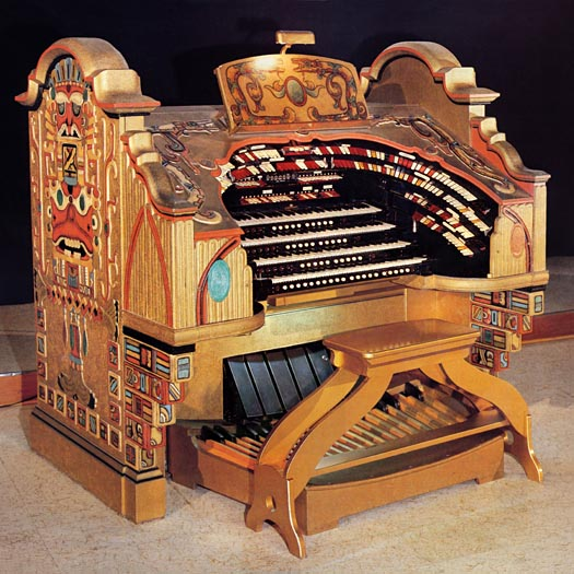Click here to visit the website of the Detroit Theatre Organ Society, stewards of the renouned Detroit Senate Theatre's Mighty 4/34 WurliTzer Theatre Pipe Organ