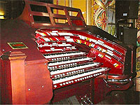 Featured Organ For The Month Of January, 2005 - The 4/28 Mighty WurliTzer installed at Shea's Buffalo Performing Arts Center in Buffalo, New York.