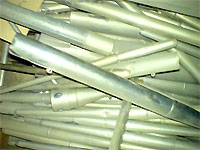 Click here to download a 640 x 480 JPG image showing a stack of Reeds and Flues.