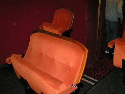 Click here to download a 640 x 480 JPG image showing the Royal seats.