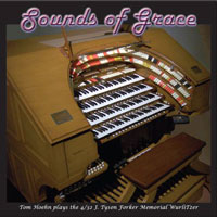 Click here to see the full size cover art fromTom Hoehn's Sounds of Grace CD.