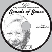 Click here to see the full size disc art from Tom Hoehn's Sounds of Grace CD.