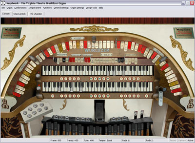 Click here to learn more about the new 2/8 Virginia Mighty WurliTzer sample set for Hauptwerk 2 by Milan Digital Audio.