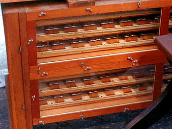 Wurlitzer Pipe Organ Relay Cabinet Section