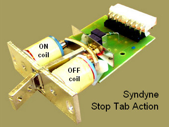 Syndyne Stop Action Magnet
